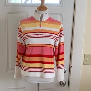 Size L Catalina Striped Top